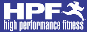 High Performance Fitness Inc Logo